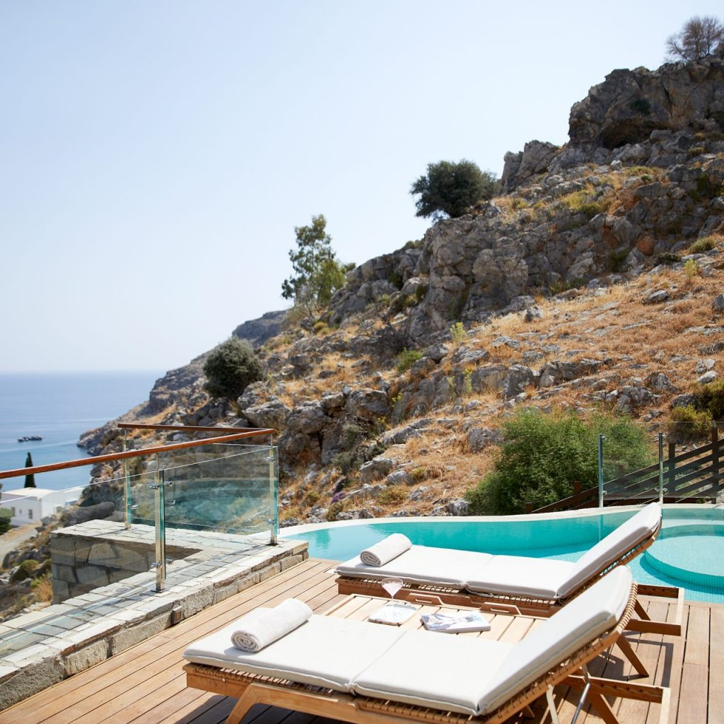 Pool Lindos Blu Luxury Hotel & Suites